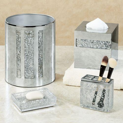 Enlighten Lotion Soap Dispenser Silver