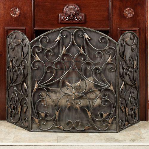 Teagan Fireplace Screen