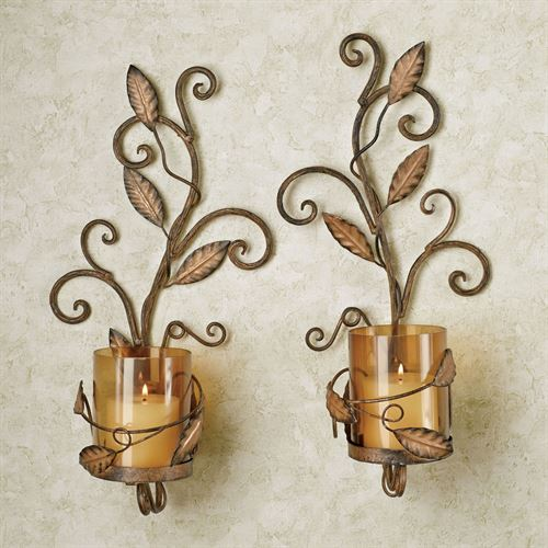 Lizette Wall Sconce Set