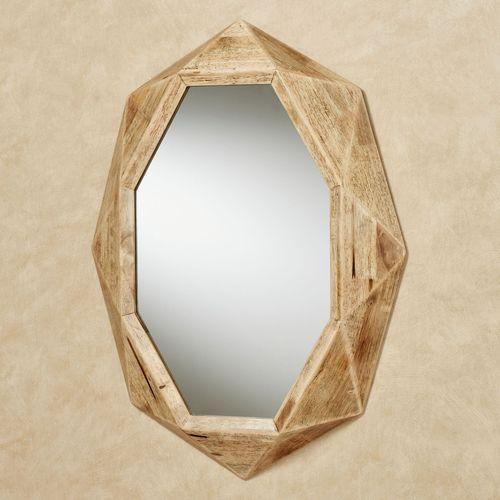 Archer Wall Mirror Natural