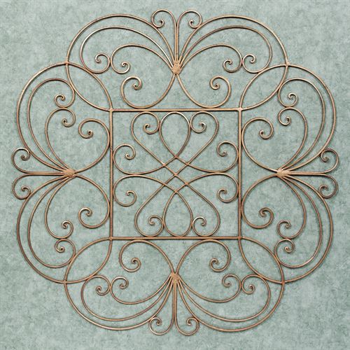 Beneccia Wall Grille Satin Gold