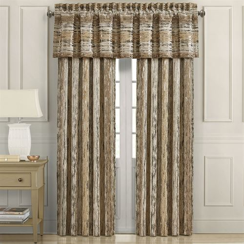 Sunrise Gold Wide Tailored Curtain Pair Harvest Gold 100 x 84