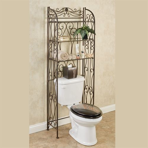 Kadalynn Bathroom Space Saver Antique Bronze