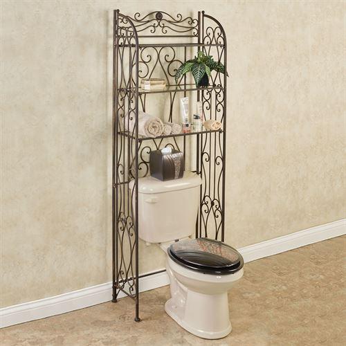 Kadalynn Bathroom Space Saver Antique Bronze