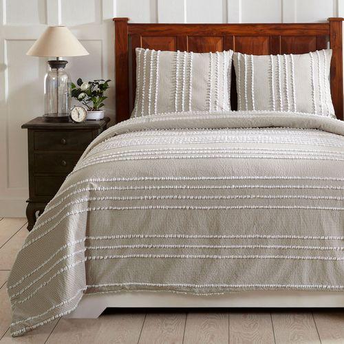 Winston Mini Comforter Set Beige