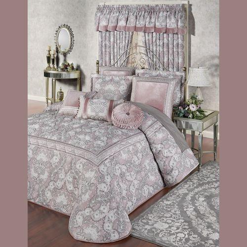 Marseille Grande Bedspread Lilac
