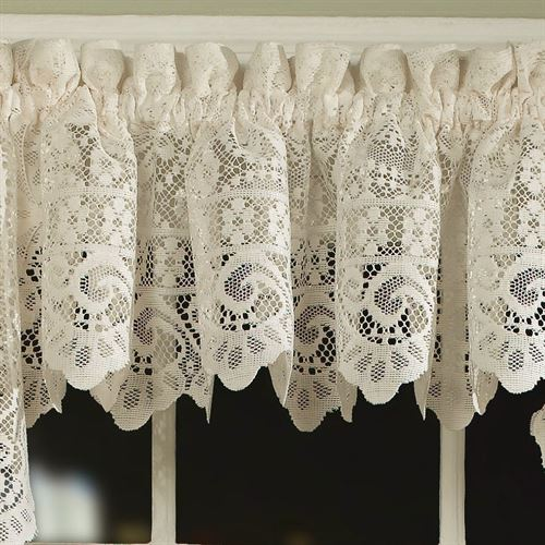 Hopewell Tailored Valance  58 x 12