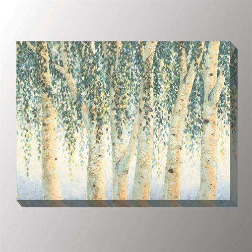 Sweeping Branches Canvas Wall Art Multi Cool