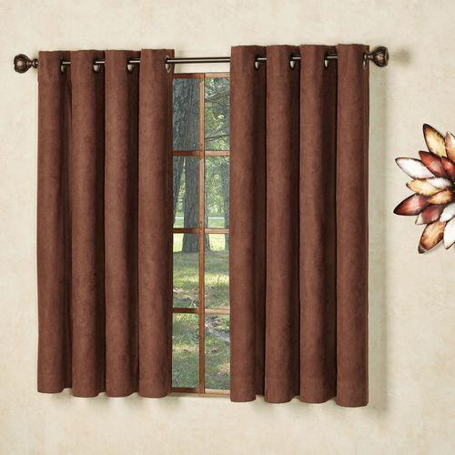 Mason Short Grommet Curtain Panel 50 x 45