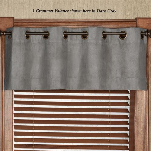 Mason Grommet Valance 50 x 17