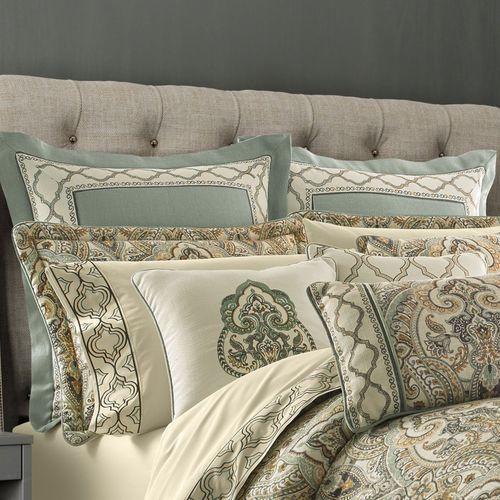 Vienna Comforter Set Multi Warm
