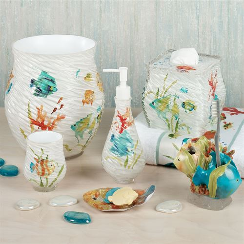 Rainbow Fish Lotion Soap Dispenser Multi Cool