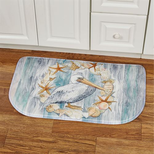 Pelican Cushioned Slice Mat Gray 30 x 18