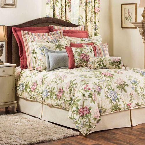 Hillhouse Comforter Set Light Cream