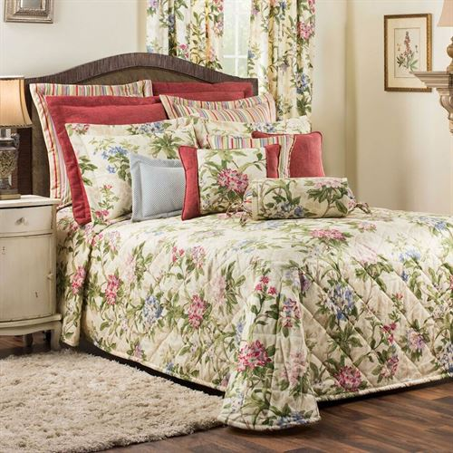 Hillhouse Bedspread Light Cream