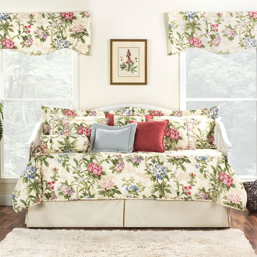 Hillhouse Daybed Set Light Cream Daybed