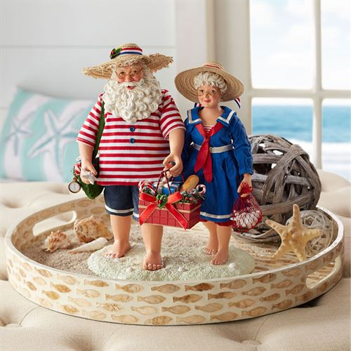 Sandy Toes Clothtique Figurine Red