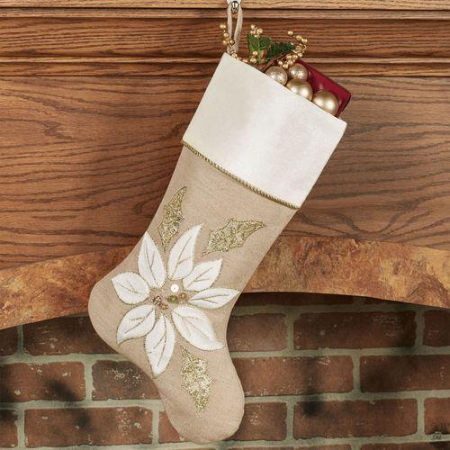 Simply Christmas Stocking Multi Warm