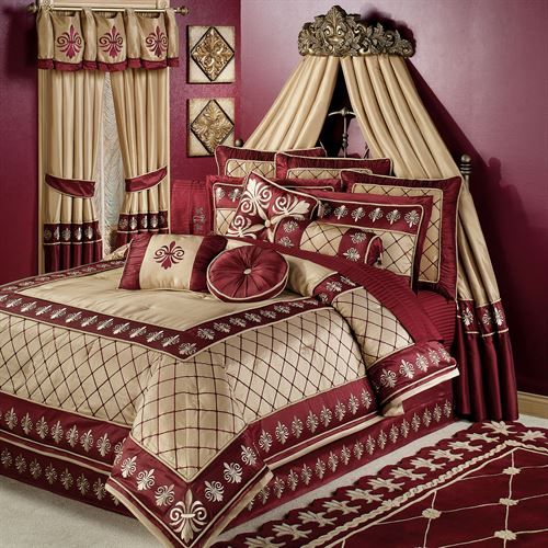 Roman Empire Comforter Set