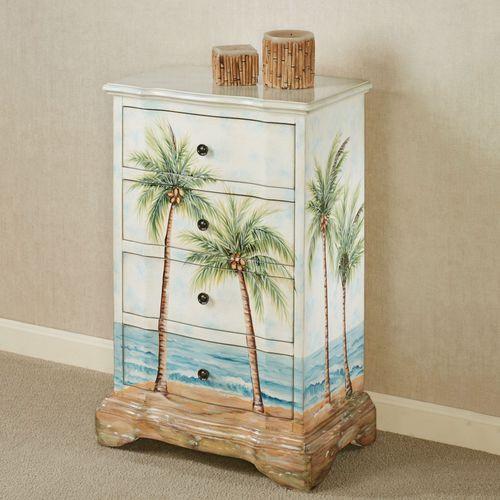 Summer Breeze Storage Cabinet Multi Cool