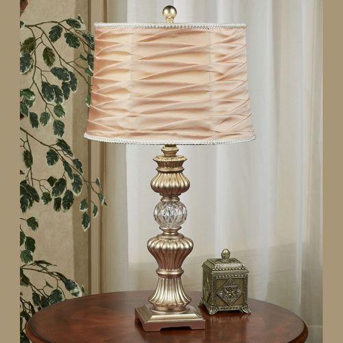 Celine Table Lamp Champagne
