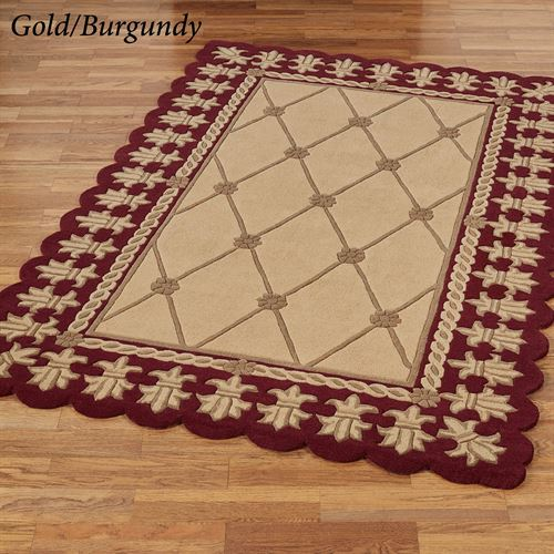 Roman Empire II Rectangle Rug