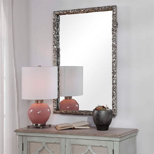 Greer Wall Mirror Silver