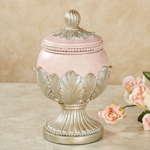 Aurelleigh Covered Jar Rose Quartz