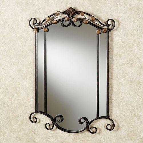 Marlow Wall Mirror Dark Bronze