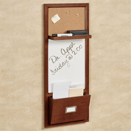 Orvis Wall Organizer Natural Cherry