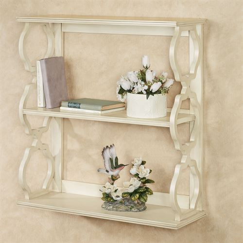 Graham Storage Shelf Whitewash