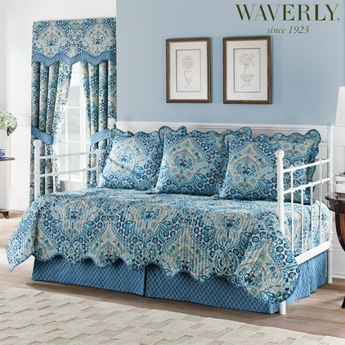 Moonlit Shadows Daybed Set Blue Daybed