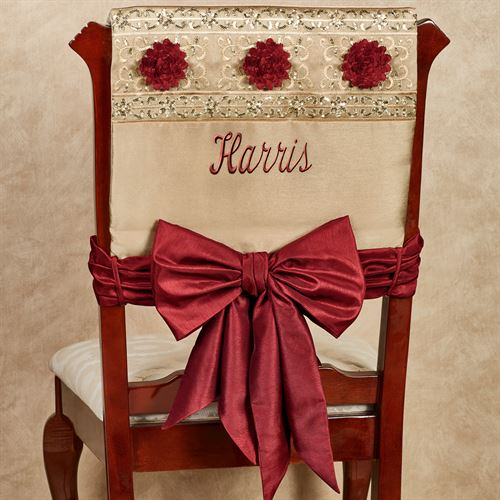 Prestige Chair Covers Gold Set of Two