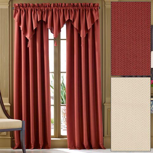 Shelburn Tailored Curtain Panel