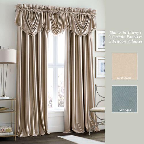 Phoenixx Tailored Curtain Panel