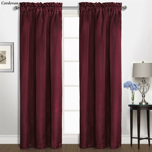 Canaan Tailored Curtain Panel