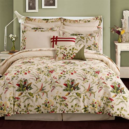 Maui Bed In A Bag 12 Pc Tropical Comforter Set