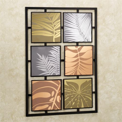 Peaceful Transition Wall Art Dark Brown