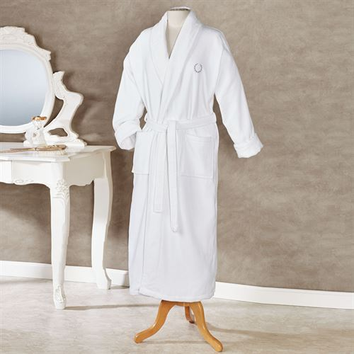 Lenox Bathrobe White