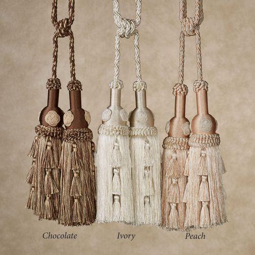 Stirling Decorative Tassels Set of Two