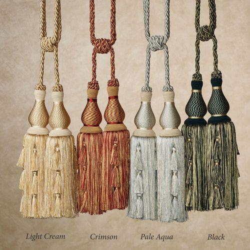 Pena Decorative Tassels Set of Two