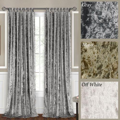 Vega Tab Top Curtain Panel