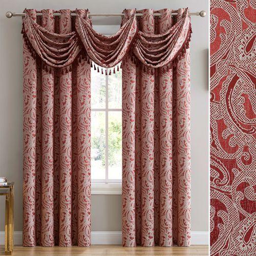 Aveline Grommet Curtain Panel 52 x 84