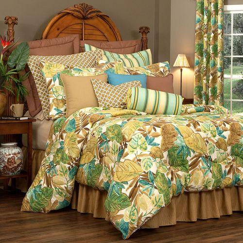 Brunswick Comforter Set Multi Warm