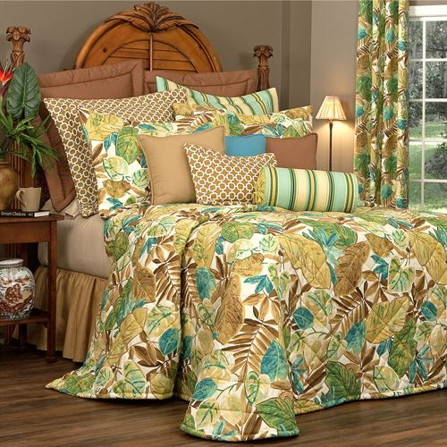 Brunswick Bedspread Multi Warm