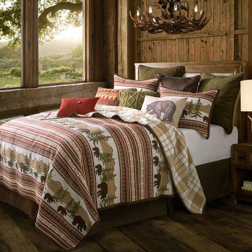 Glenwood Mini Quilt Set Multi Warm