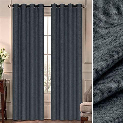 Chapin Grommet Curtain Panel