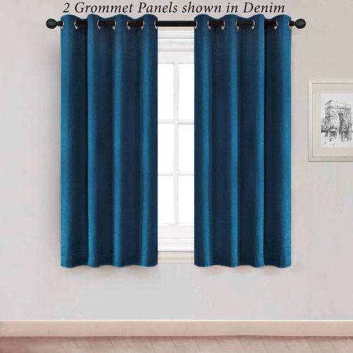 Ardara Short Grommet Curtain Panel