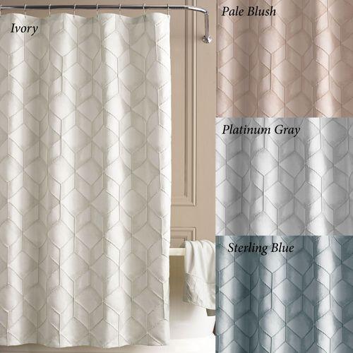 Horizons Shower Curtain 72 X