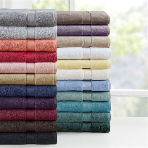 Indulgence Bath Towel Set 8 pc set